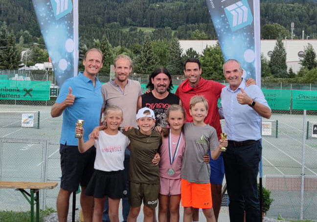 1. Youth Alpencup in Wattens